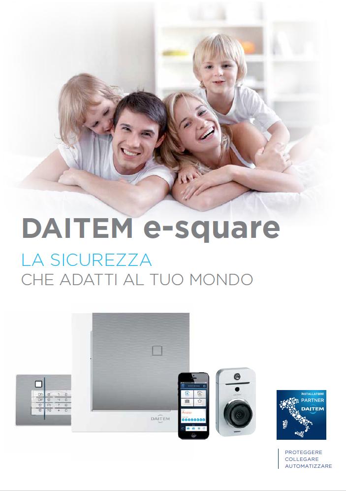 DAITEM e-square